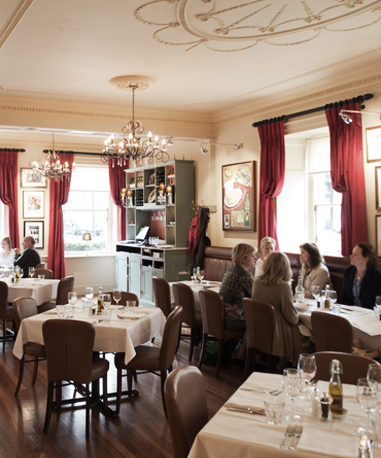 Raymond Blanc Restaurant - Brasserie Blanc