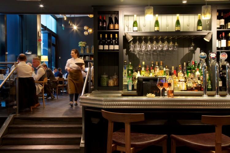 French Restaurant In Threadneedle Street London Brasserie Blanc