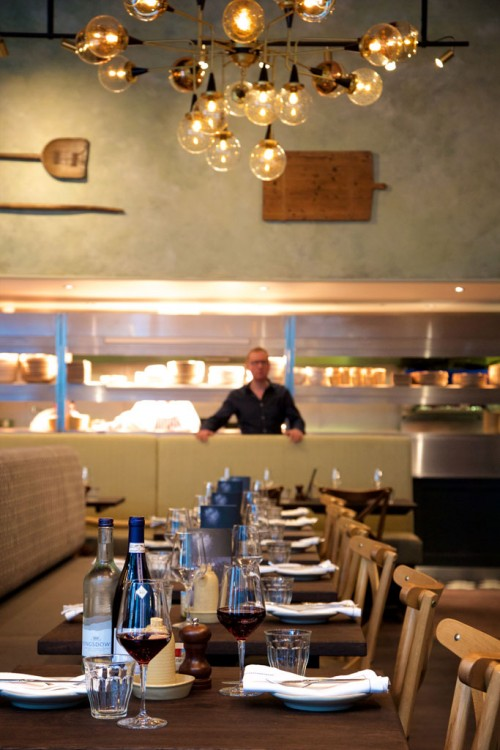French Restaurant In Threadneedle Street London