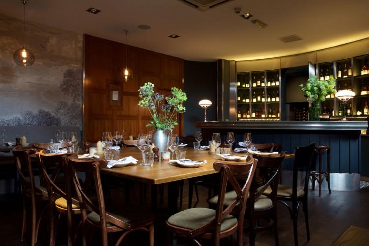 French Restaurant near Tower of London | Brasserie Blanc