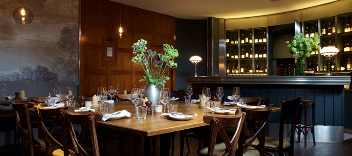 Chancery Lane. The Private Dining Room ...