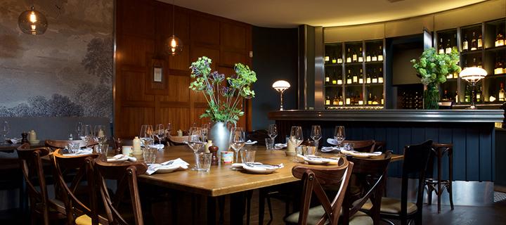London PDRS - Brasserie Blanc