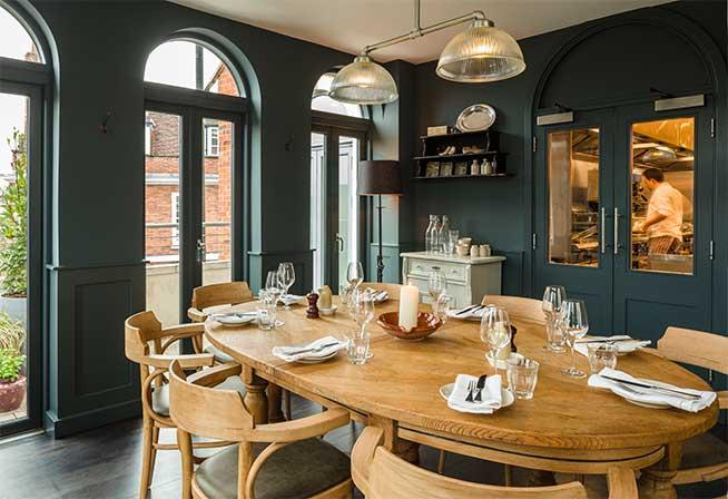 Brasserie Blanc London