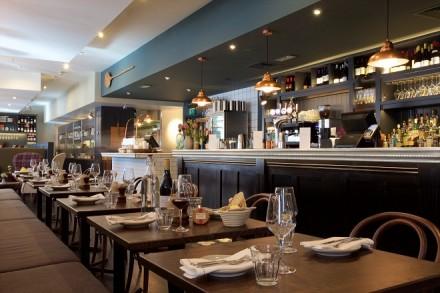 Chichester Brasserie Blanc bar