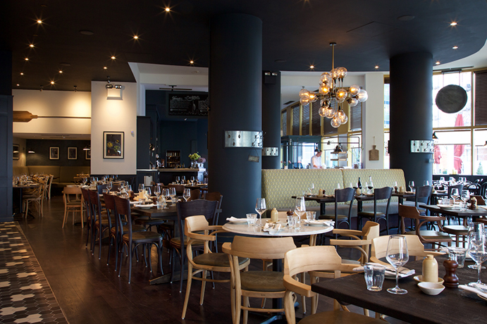 French Restaurant In Portsmouth Brasserie Blanc I Open