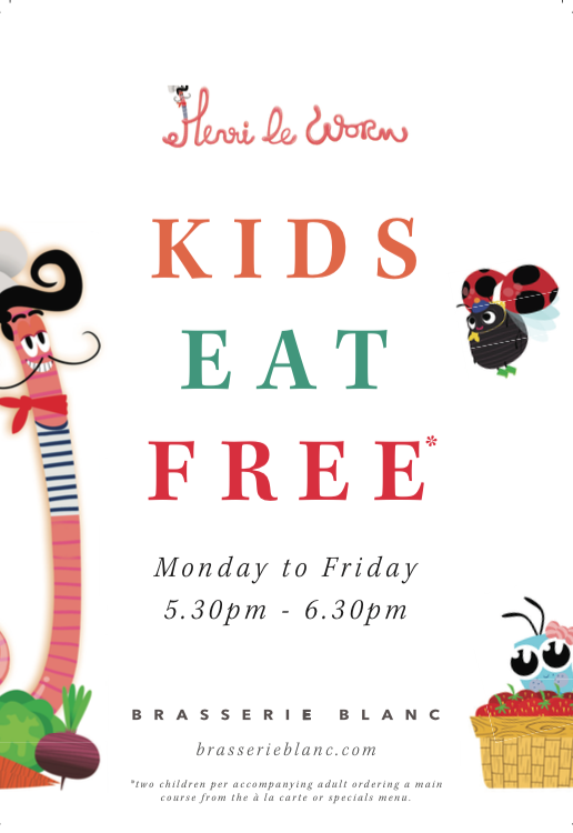 kids eat free in berkhamsted