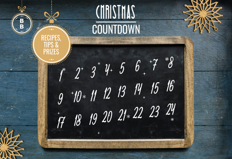 This December join us on Facebook, Twitter & Instagram for our biggest ever Christmas Countdown.